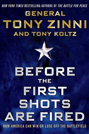 BEFORE THE FIRST SHOTS ARE FIRED by Tony Zinni