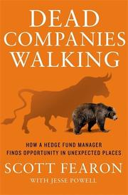 DEAD COMPANIES WALKING by Scott Fearon