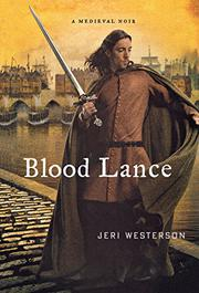 Book Cover for BLOOD LANCE