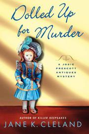 DOLLED UP FOR MURDER by Jane K. Cleland