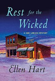 Book Cover for REST FOR THE WICKED
