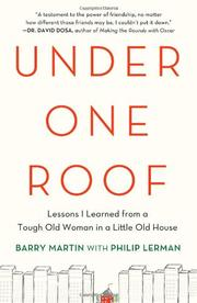 UNDER ONE ROOF by Barry Martin