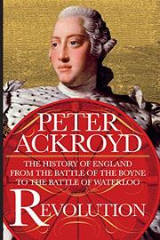 REVOLUTION by Peter Ackroyd