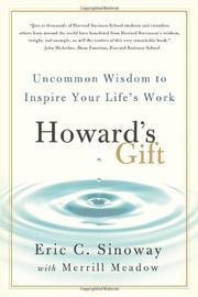 HOWARD'S GIFT by Eric C. Sinoway