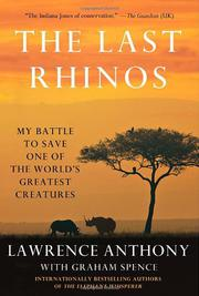 Cover art for THE LAST RHINOS