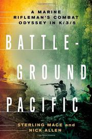 BATTLEGROUND PACIFIC by Sterling Mace