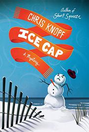 Book Cover for ICE CAP