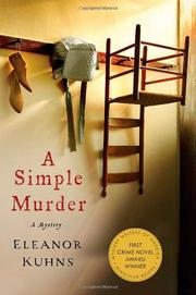 A SIMPLE MURDER by Eleanor Kuhns