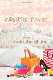 Cover art for BENEATH THE GLITTER
