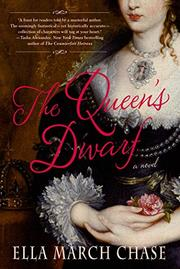 THE QUEEN'S DWARF by Ella March Chase