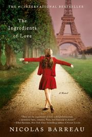 THE INGREDIENTS OF LOVE by Nicolas Barreau