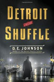 DETROIT SHUFFLE by D.E. Johnson