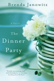 THE DINNER PARTY by Brenda Janowitz