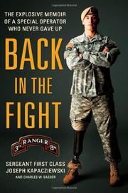 BACK IN THE FIGHT by Joseph Kapacziewski