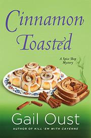 CINNAMON TOASTED by Gail Oust