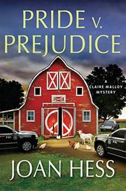 PRIDE V. PREJUDICE by Joan Hess