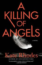 A KILLING OF ANGELS by Kate Rhodes