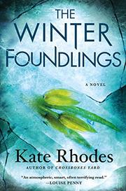 THE WINTER FOUNDLINGS by Kate Rhodes