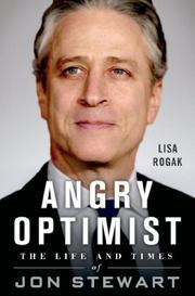 ANGRY OPTIMIST by Lisa Rogak