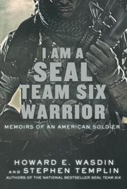 Cover art for I AM A SEAL TEAM SIX WARRIOR