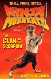 Cover art for THE CLAN OF THE SCORPION