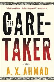 Book Cover for THE CARETAKER
