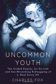 UNCOMMON YOUTH by Charles Fox