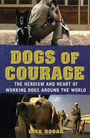 Book Cover for DOGS OF COURAGE
