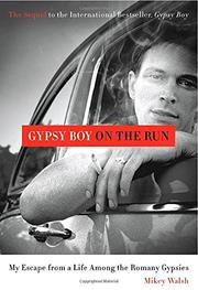 Cover art for GYPSY BOY ON THE RUN