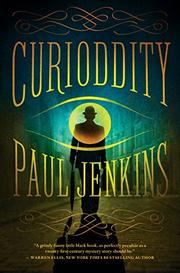 CURIODDITY by Paul Jenkins