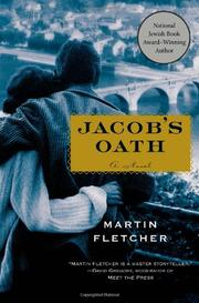 JACOB'S OATH by Martin Fletcher