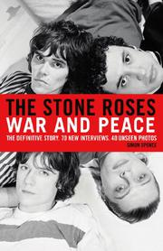 Book Cover for THE STONE ROSES