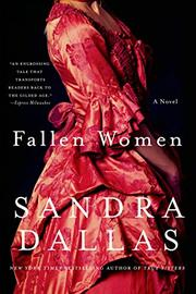 FALLEN WOMEN by Sandra Dallas
