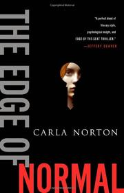 THE EDGE OF NORMAL by Carla Norton