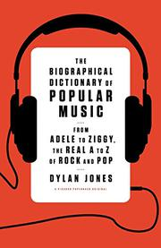 Book Cover for THE BIOGRAPHICAL DICTIONARY OF POPULAR MUSIC