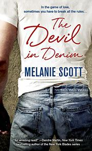 THE DEVIL IN DENIM by Melanie Scott