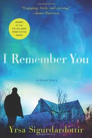 I REMEMBER YOU by Yrsa Sigurdardóttir