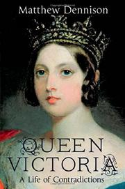 QUEEN VICTORIA by Matthew Dennison