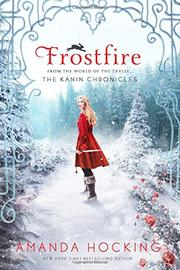 FROSTFIRE by Amanda Hocking