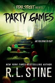 PARTY GAMES by R.L. Stine