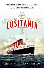LUSITANIA by Greg King