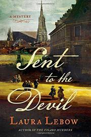 SENT TO THE DEVIL by Laura Lebow