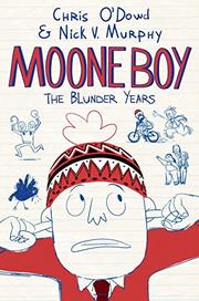 MOONE BOY by Chris O'Dowd