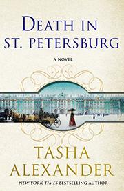 DEATH IN ST. PETERSBURG by Tasha Alexander