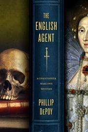 THE ENGLISH AGENT by Phillip DePoy