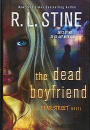 THE DEAD BOYFRIEND by R.L. Stine