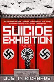 THE SUICIDE EXHIBITION by Justin Richards