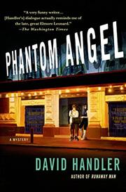 PHANTOM ANGEL by David Handler