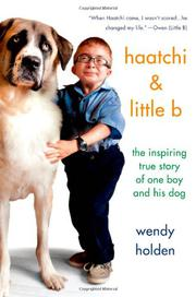 HAATCHI & LITTLE B by Wendy Holden