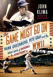 THE GAME MUST GO ON by John Klima
